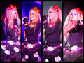Hello Kitty Dress Collage - avril-lavigne fan art