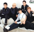 B.A.P for Hanako magazine - bap photo