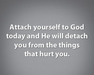 Attach yourself1