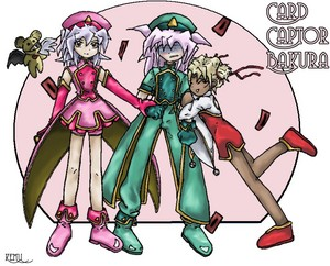 card captors Bakura------ ♥