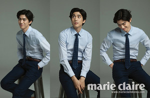 Sung Joon For Marie Claire Korea's March 2014 Issue
