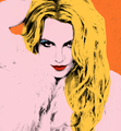Pop Art (Andy Warhol style) - banner-and-icon-making photo