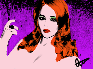 Pop Art (Andy Warhol style)
