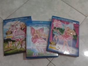 My Barbie's Blu-Ray