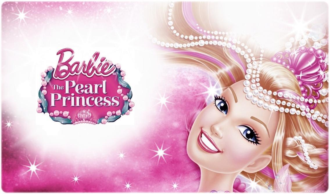 Barbie: The Pearl Princess Wallpaper