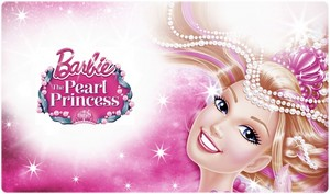 Barbie: The Pearl Princess 바탕화면