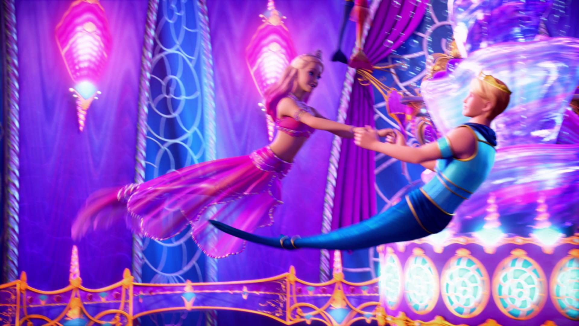 Кадры из фильма смотреть барби принцесса острова мультфильм
