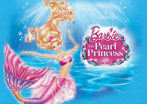 barbie pearl princess پیپر وال