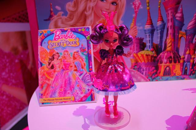 Barbie And The Secret Door Doll Secret Door Doll And Dvd