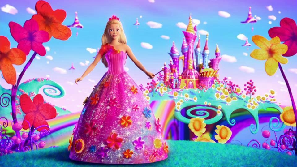 Barbie and the secret door trailer online
