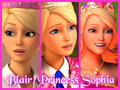 Blair Princess Sophia - barbie photo