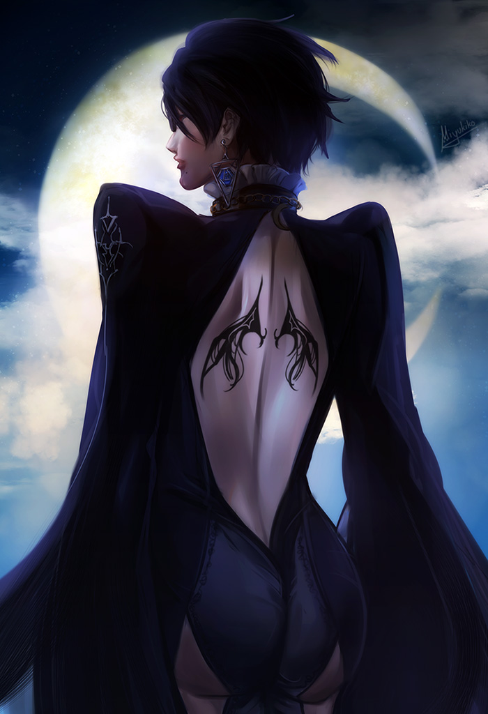 Bayonetta Fan Art Bayonetta 2 Bayonetta Fan