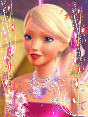 Barbie pelikula wolpeyper called Beautiful pretty Barbie