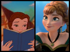 Belle and Anna