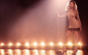 Beyonce still from the ''Dreamgirls''
