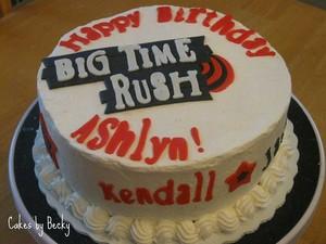 i want My birthay cake liKe this!! <3