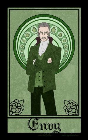 Black Butler's Seven Sins - Lord Arthur Randall