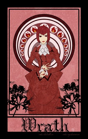 Black Butler's Seven Sins - Mrs Red