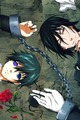 Ciel and Sebastian - black-butler photo