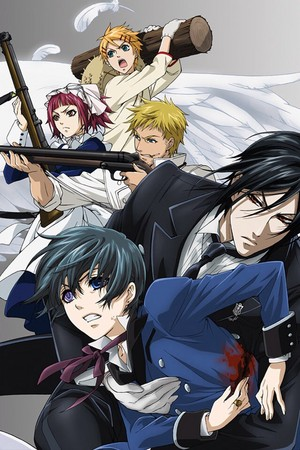 Black Butler Characters