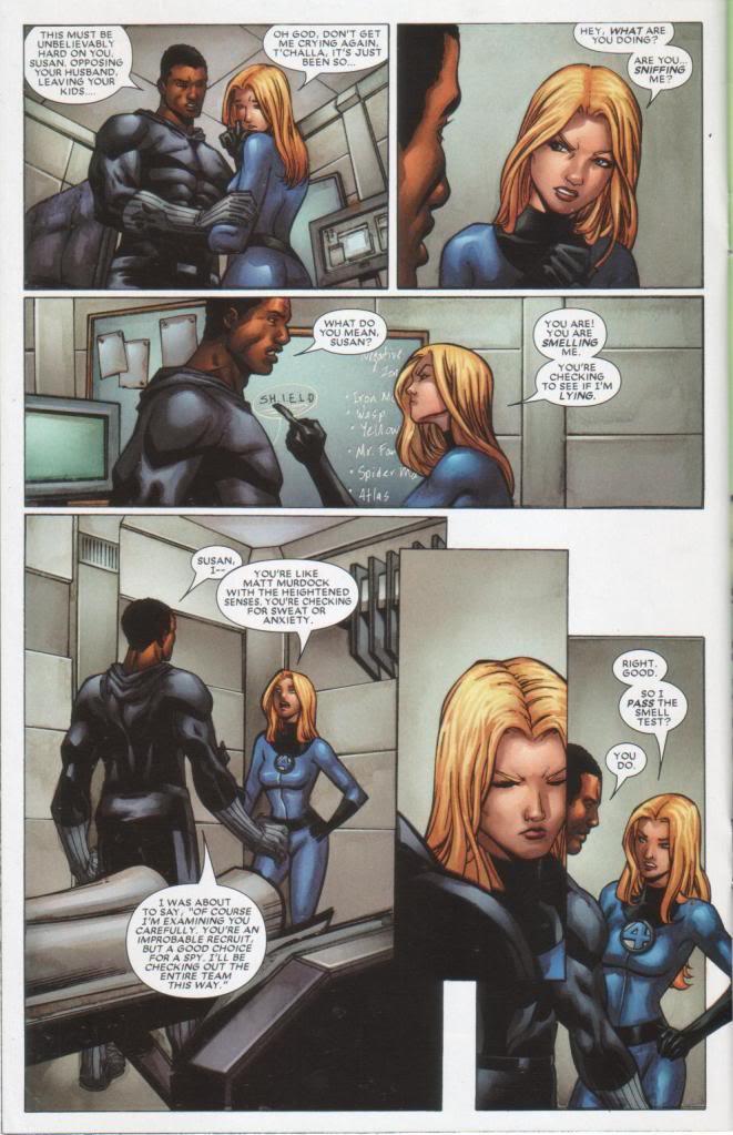 Black Panther Comic Comic Book Black Panther