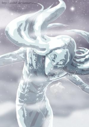 *Frozen As Nodt*