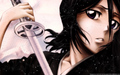 Rukia Kuchiki - bleach-anime wallpaper