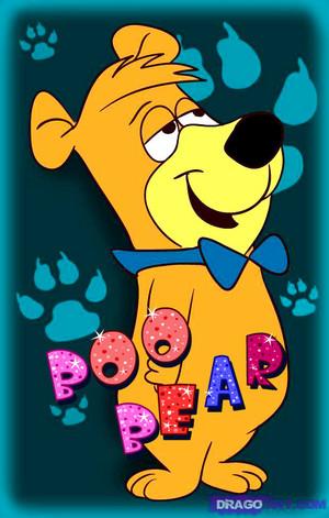 Boo медведь