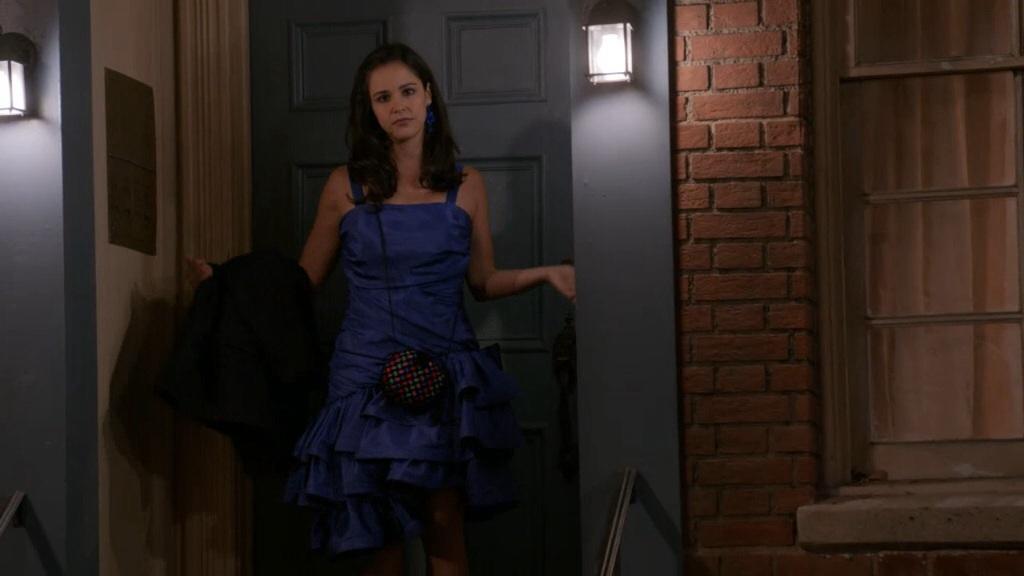 Amy's dress