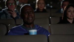 Holt gets emotional