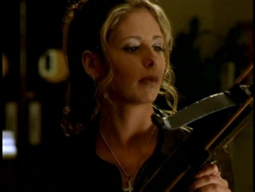 Buffy Summers hình nền entitled Buffy Summers Screencaps