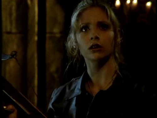 Buffy Summers hình nền possibly with a portrait called Buffy Summers Screencaps