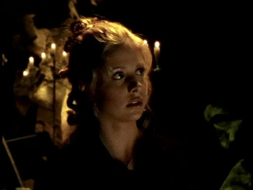 Buffy Summers hình nền probably containing a portrait called Buffy Summers Screencaps