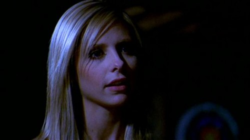 Buffy Summers hình nền containing a portrait called Buffy Summers Screencaps