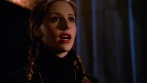 Buffy Summers Screencaps