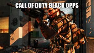 CALL OF DUTY BLACK OPPS
