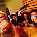Candice and Nina Dobrev in Atlanta (29/01/14) - candice-accola photo