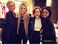 Candice looking for wedding dress with friends (08/02/14) - candice-accola photo