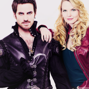 Emma and Hook@