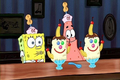 Spongebob and patrick - cartoons photo