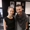 November, 04 - With A Fan - chad-michael-murray photo