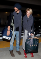 November, 20 - At LAX Airport With Nicky - chad-michael-murray photo