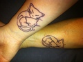 My common tattoo with my mom ^^
