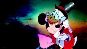 Scrooge & Minnie