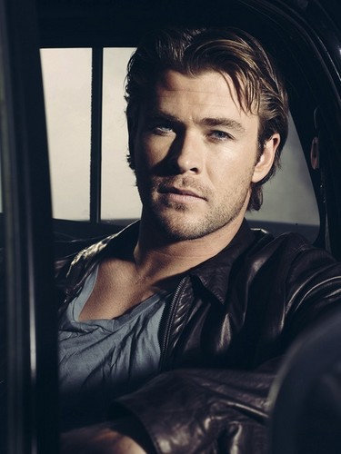Chris Hemsworth wallpaper possibly containing a window seat and anime called Chris Hemsworth