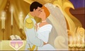 disney_prince and princess kiss - cinderella photo