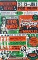 A Vintage Motown Revue Concert Tour Poster