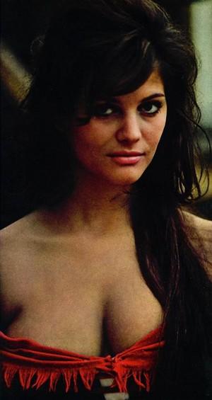 Beautiful Claudia