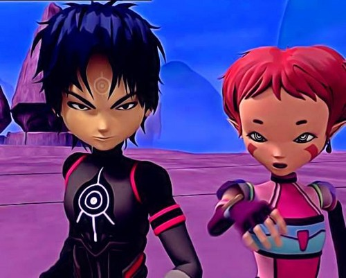 Code Lyoko kertas dinding possibly with Anime entitled William Dunbar