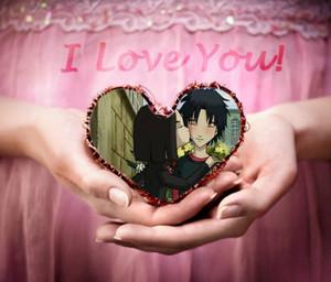 William and Yumi 愛